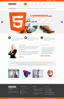 COMMANDER - Responsive Multi-Purpose Theme by OrangeIdea