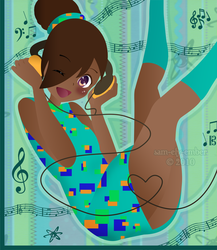 JN - Music is life by sam-ely-ember