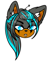 :G: angry blue beryy by Doodle-Trash