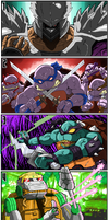 Ishi's Top 5 Favorite TMNT BADDIES by Ishida1694