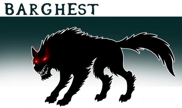 Barghest by McSlackerton