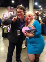 Ensign Sue and Me by kevinbolk