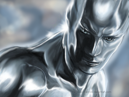 Rise, Silver Surfer by KenXVII