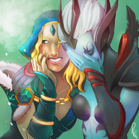 Support Giggles. by Philtomato