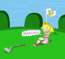 Commission : Peach Golf trouble by Gregory-GID-DID
