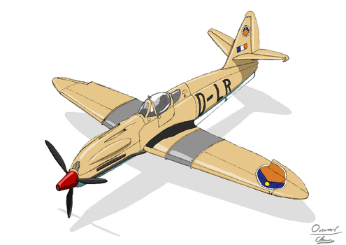 Eindecker Vb - Concept by Pilotguy97