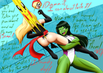 Ms Marvel Wedgied by the-killer-wc