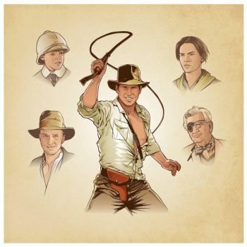 Indiana Jones by verucasalt82