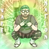 VAPE NAYSH YALL by WhatTheFlup
