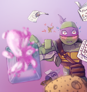 Love Potion Number 9 (Donnie x Reader) by sampsonknight on DeviantArt