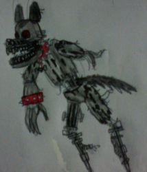 The Black Dog by FreddleFrooby