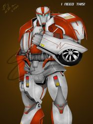Ratchet -My Wrench by ElitaOneArts