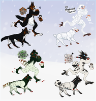 Snow Grems 2017 Auction (CLOSED) by MrGremble