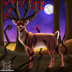 .:Fanart: Rig - Doe Of Deadwood:. by matrix9000