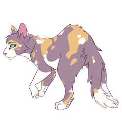 tawnypelt by meow286