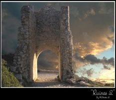 'a Ruines 2' by Malcolm21