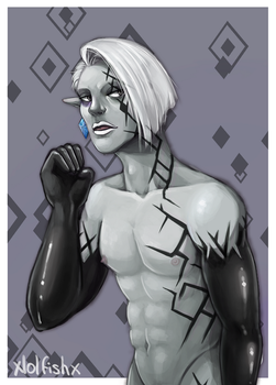 Ghirahim (hot stud edition) by xlolfishx