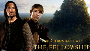 Chronicles of the Fellowship - Peter and Aragorn by Lily-so-sweet