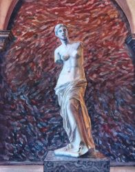 The Venus de Milo by Theophilia