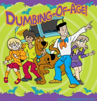 Dumbing of Doo by kiliberto