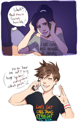 widowtracer by Day-Dream-Fever