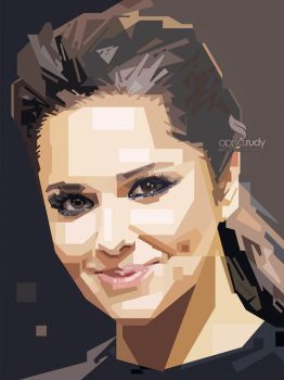 Cheryl Cole by opparudy