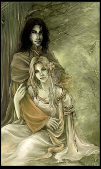 Ithilien by ellaine