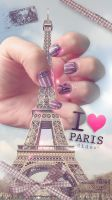 I love Paris by didoo0501