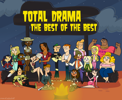 Total Drama: The Best of the Best! by Prince-of-Melancholy