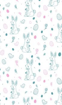 Simply Easter (custom box background) by LacrimareObscura