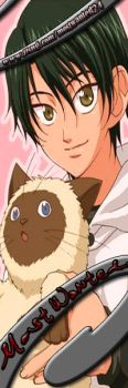Ryoma Echizen for mostwanted by tamer97