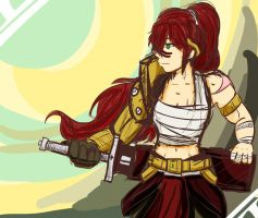 Battlepyrrha by Jo3mm
