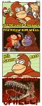DONKEY KONG IS HERE by Kaigetsudo