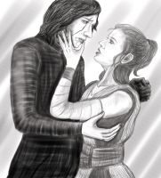 Reylo by dashes-and-dots