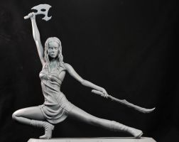 River Tam 1/6 scale statue by seankylestudios