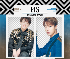 Photopack PNG // BTS by MidnightInMemories