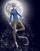 Jack Frost by johnneh-draws