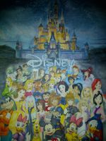 The Magical World of Disney by Avaele