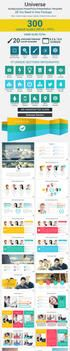 Universe Multipurpose PowerPoint Presentation by yekpix
