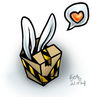 Bunny Box by cjcat2266