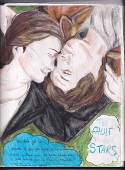 The Fault in our Stars by AmethystDragon13