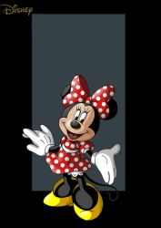 minnie mouse by nightwing1975