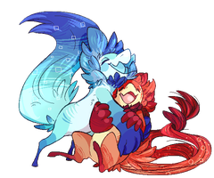 Brohugs Dude by MrGremble