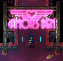 Welcome to Amor's Den by Cyangmou