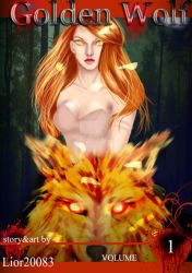 cover Golden Wolf by lior20083