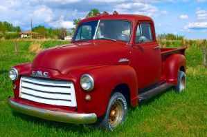 Red Truck by MoCity