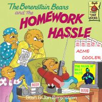 The Berenstain Bears and the homework hassle by thearist2013