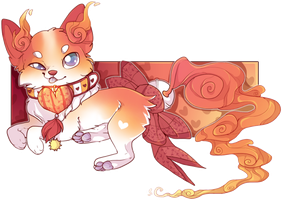[Soulfox Adopt] - Lightness of the heart - closed by Fayfia