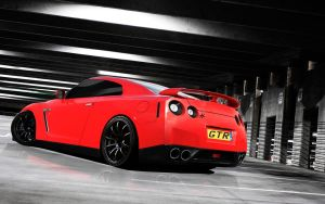 Nissan GT-R by turkiye2009