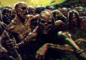 Plague Of Zombies 3-D conversion by MVRamsey